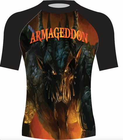 Armageddon Sublimated Shirt