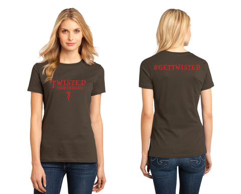 Twisted Ladies T-Shirt