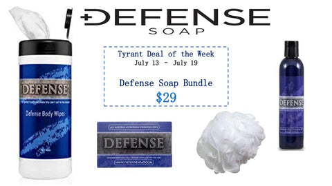 Defense Soap Bundle