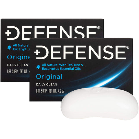 Defense Soap Bar Original- 5 Pack