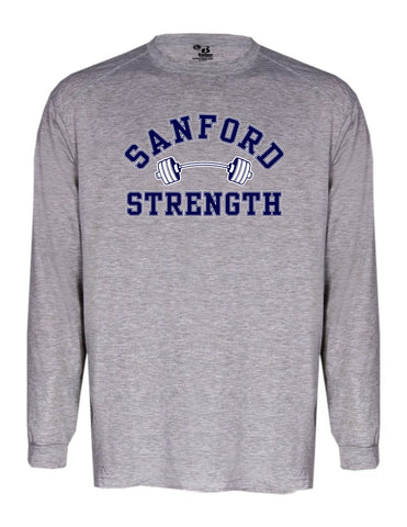 Sanford Strength Long Sleeve Performance Shirt