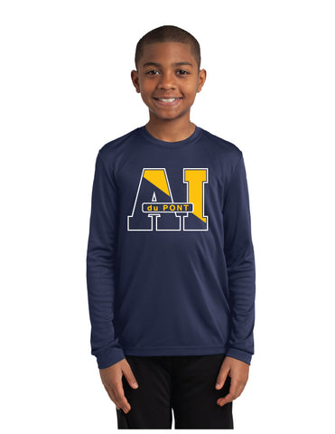 Youth Long Sleeve Performance Shirt