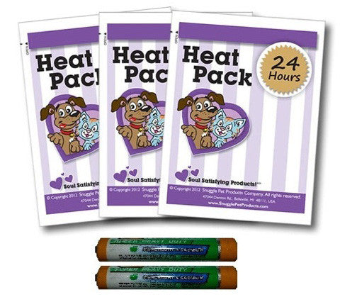 SnugglePuppie™ Heat Pack - 3