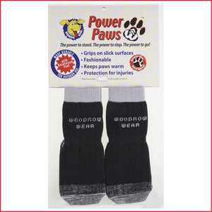 Open image in slideshow, Power Paws Reinforced Foot