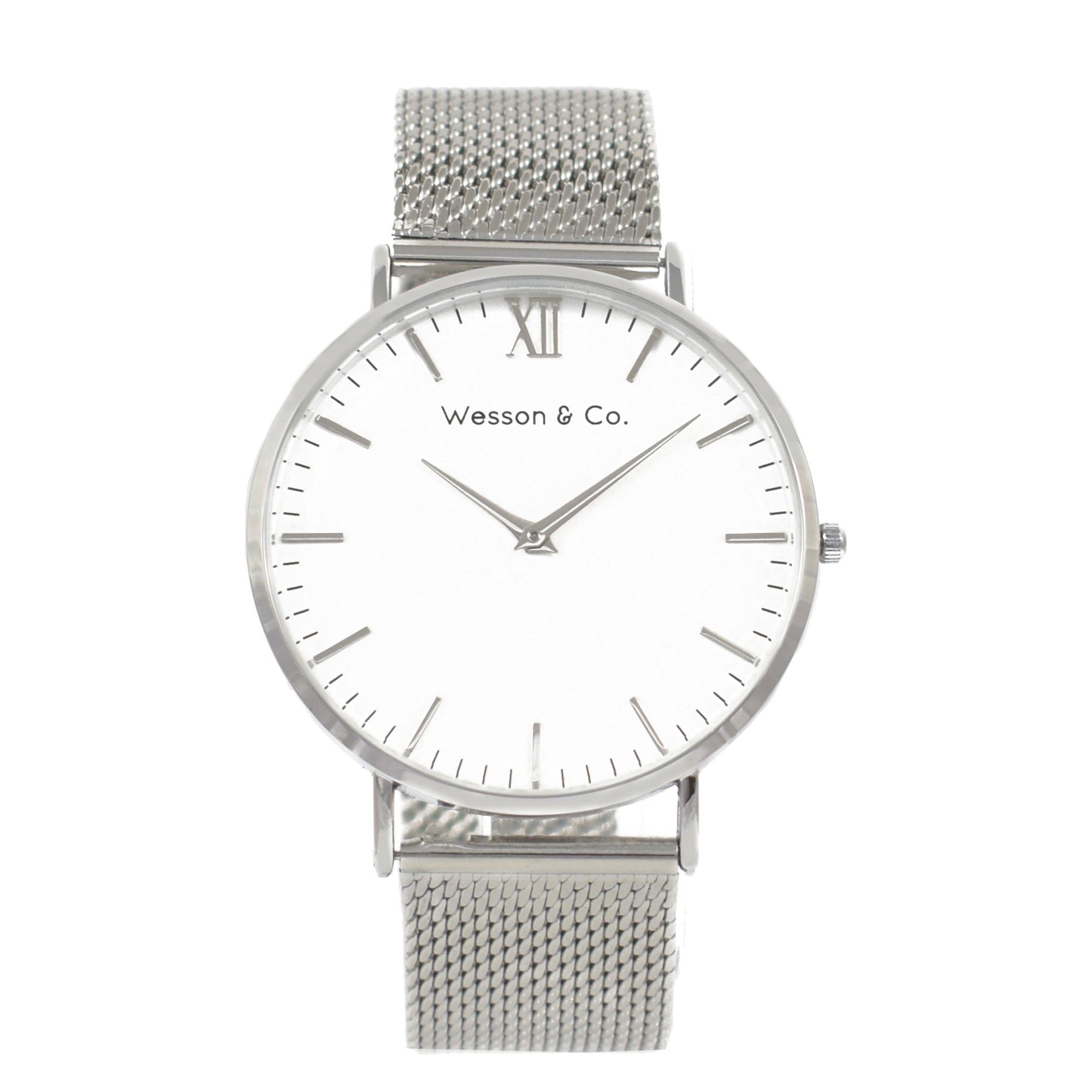 metallic gallery metal normal watches product lyst timex mesh silver in watch accessories timexr