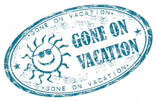 SUMMER VACATION TIME!