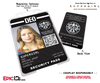 Supergirl TV Series Inspired Department of Extranormal Operations (DEO) Security ID - Supergirl