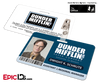 The Office Inspired - Dunder Mifflin Employee ID Badge - Dwight K. Schute