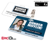 The Office Inspired - Dunder Mifflin Employee ID Badge - Pam Beesley