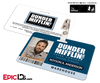 The Office Inspired - Dunder Mifflin Employee ID Badge - Roy Anderson