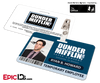 The Office Inspired - Dunder Mifflin Employee ID Badge - Ryan Howard