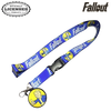 Fallout Video Game Cosplay Vault-boy Charm Lanyard / Key fob