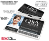 Grey Enterprises 'Fifty Shades Of Grey' Cosplay Employee ID Card - Photo Personalized
