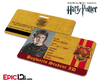 Harry Potter Inspired Hogwarts Student ID (Gryffindor) - Harry Potter