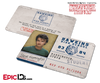 Hawkins High School 'Stranger Things' Student ID Card - Steve Harrington