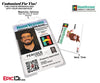Custom Order [HomeVestors] - HomeVestors Employee ID Badge (21 Custom Badges)