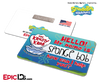 Spongebob Squarepants Inspired Krusty Krab 'Spongebob' Employee Name Badge