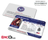 Mutant Registration Act 'X-Men' Identification Card - Jean Grey / Phoenix