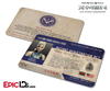 Mutant Registration Act 'X-Men' Identification Card - Ororo Munroe / Storm