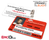 Litchfield Penitentiary 'OITNB' Inmate Wearable ID Badge - Washington, Poussey