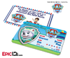 PAW Patrol Inspired Adventure Bay PAW Patrol ID Card - Everest
