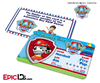 PAW Patrol Inspired Adventure Bay PAW Patrol ID Card - Marshall