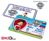 PAW Patrol Inspired Adventure Bay PAW Patrol ID Card - Ryder
