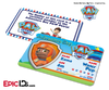 PAW Patrol Inspired Adventure Bay PAW Patrol ID Card - Zuma