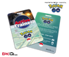 Pokemon GO Inspired Trainer ID Card