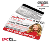Hammond Realty 'Santa Clarita Diet' Cosplay / Name Tag / Broker ID - Sheila Hammond