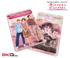 Sixteen Candles Inspired Fan Card