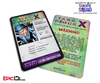 Task Force X 'Suicide Squad' Classic Comic ID Card - Captain Boomerang / George Harkness