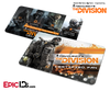 Strategic Homeland Division (SHD) 'The Division' Fan Card