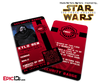 Star Wars TFA Inspired - The First Order - Kylo Ren Security Badge