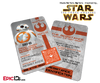 Star Wars TFA Inspired - The Resistance - BB-8 Identification Card / Badge