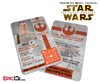 Star Wars TFA Inspired - The Resistance - Rey Identification Card / Badge
