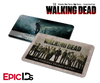 "The Walking Dead Season 4 ""Terminus Escape Group"" Collectible Card"