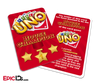 "Game Night Series - UNO ""House Champion"" Badge Of Honor"