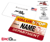 ValueStop 'Ash vs Evil Dead' Cosplay Replica Name Badge [Personalized]