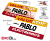 ValueStop 'Ash vs Evil Dead' Cosplay Replica Name Badge - Pablo (Electronics)