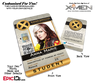 Xavier Institute For Higher Learning 'X-Men' Student ID Card -Photo Personalized