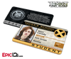 Xavier Institute For Gifted Youngsters 'X-Men' Student ID Card - Sean Cassidy / Banshee