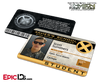 Xavier Institute For Gifted Youngsters 'X-Men' Student ID Card - Scott Summers / Cyclops