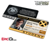 Xavier Institute For Gifted Youngsters 'X-Men' Student ID Card - Henry McCoy / Beast