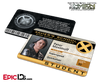 Xavier Institute For Gifted Youngsters 'X-Men' Student ID Card - Peter Maximoff / Quicksilver