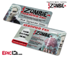 iZombie Unofficial Certified Fan ID Card [Photo Personalized]