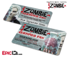 iZombie Certified Fan ID Card [Personalized]