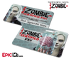 iZombie Unofficial Certified Fan ID Card