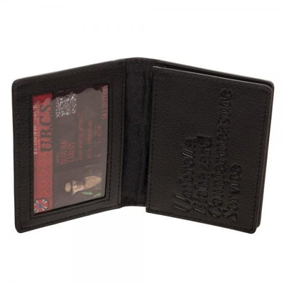 Resident Evil Metal Badge ID Wallet