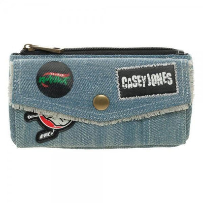 Teenage Mutant Ninja Turtles Casey Jones Front Flap Jrs. Wallet